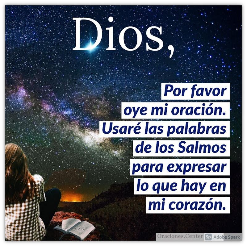 Salmos de Oración