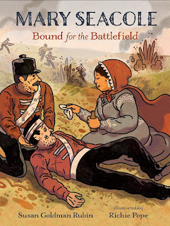 Mary Seacole: Bound for the Battlefield