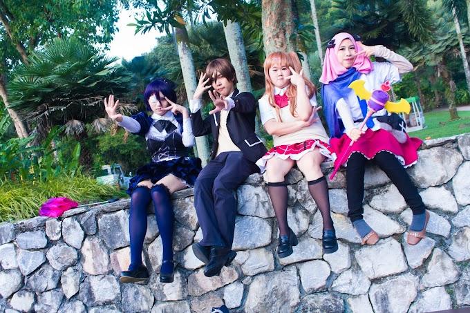 Shichimiya Satone's Photoshoot
