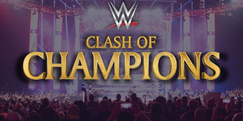WWE Officially Announces Clash Of Champions