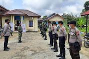 Personel Polri-TNI di Sekadau Hilir Siap Amankan Rapat Pleno Rekapitulasi Hasil Hitung Suara Tingkat PPK