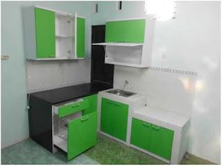 model meja dapur sederhana