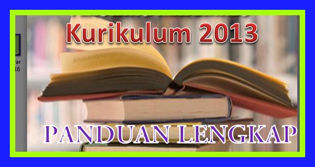 News Hot : Panduan Materi Pelatihan Kurikulum 2013 Dari Instruktur Nasional