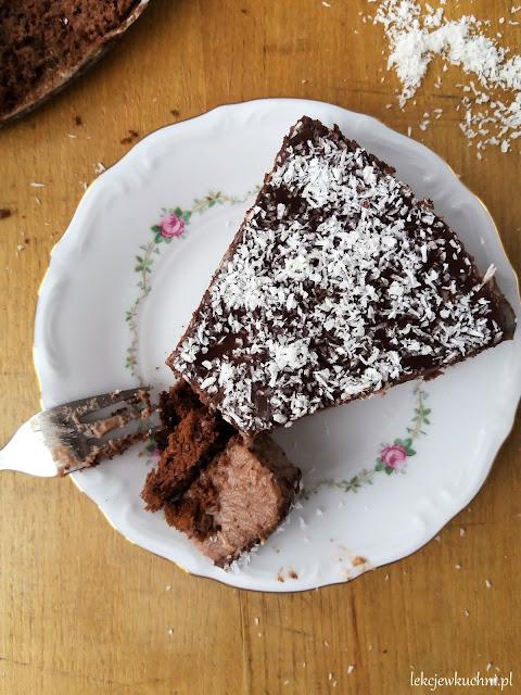 Ciasto czekoladowy budyniowiec przepis