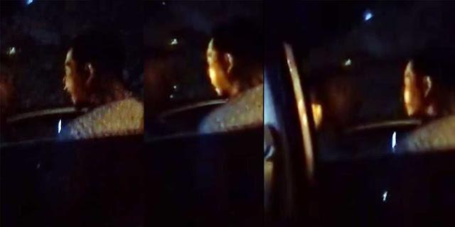Anggota TNI Arogan Todong Pistol Supir Taksi Online di tengah macet