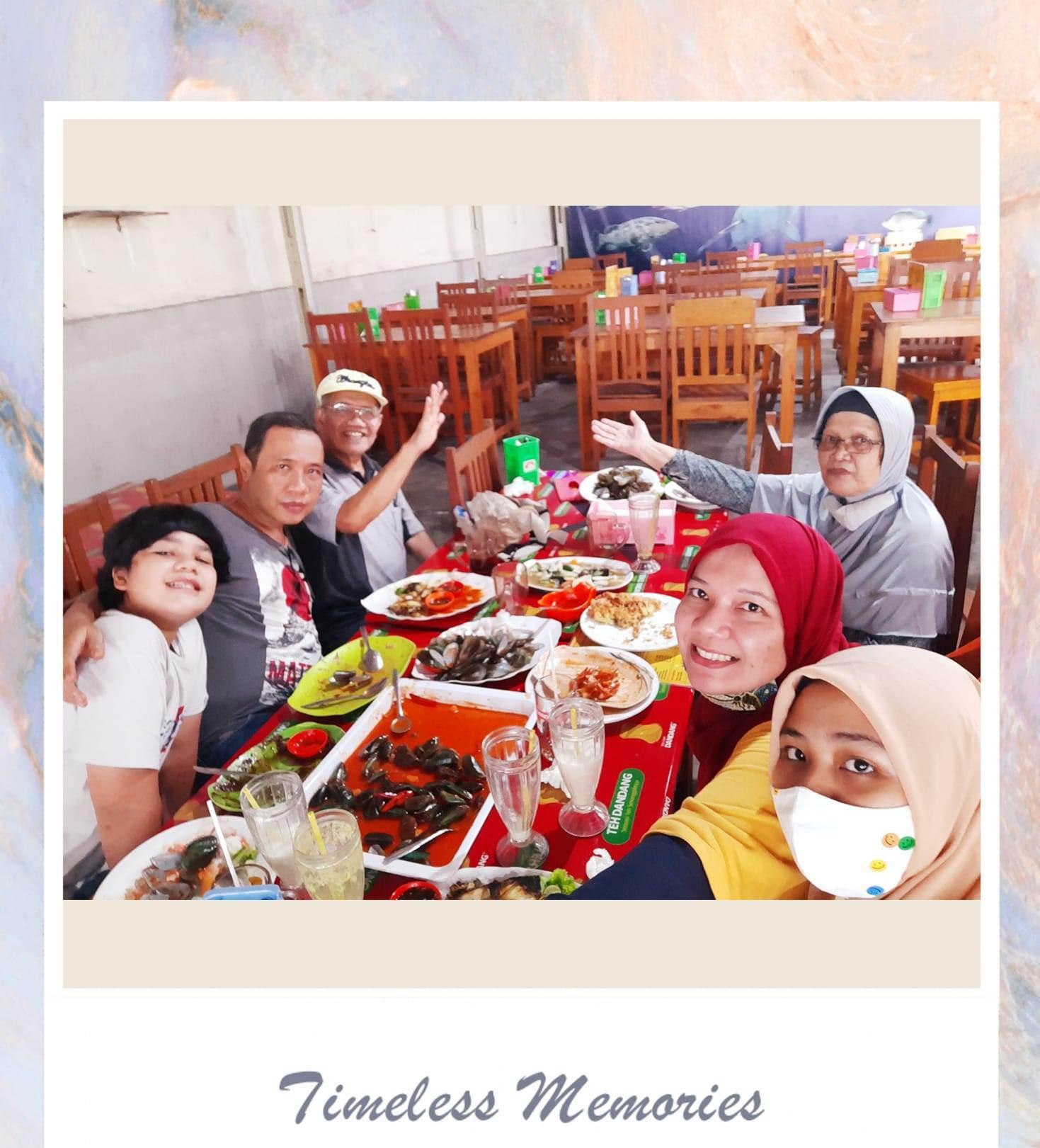Bandar Ikan Jakarta Restoran Seafood Lezat dan Murah di Bogor Nurul Sufitri Travel Lifestyle Culinary Blog Review