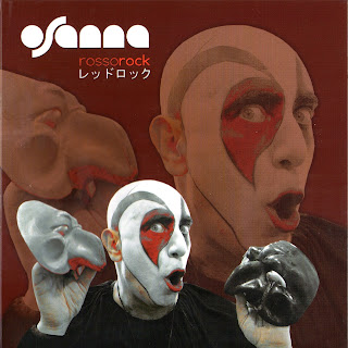 Rosso rock: Live in Japan (2012)