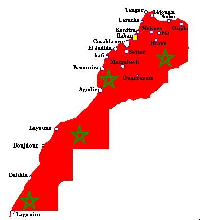 Cartina Politica Del Marocco.Informativo Marocchini D Italia Protestano Sindaco Di Pisa Ostile Al Marocco E Sfrutta Bambini Stranieri
