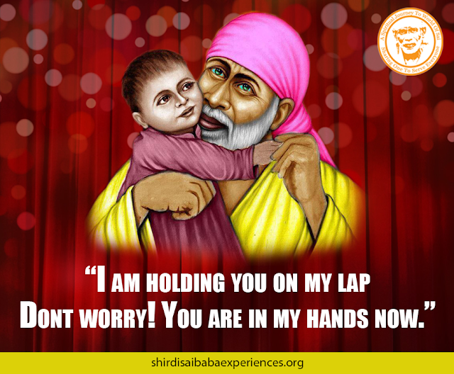 Begging Baba For Help - Anonymous Sai Devotee