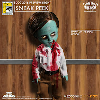 Mezco Living Dead Dolls Dawn of the Dead Flyboy Doll