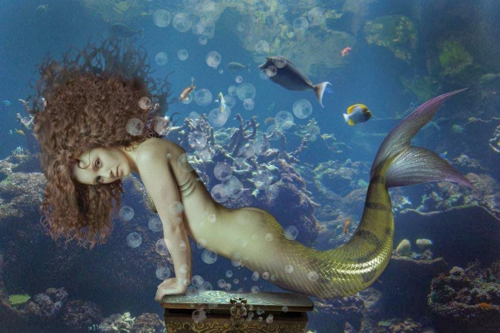 Capricci Animati: Immagini Di Sirene