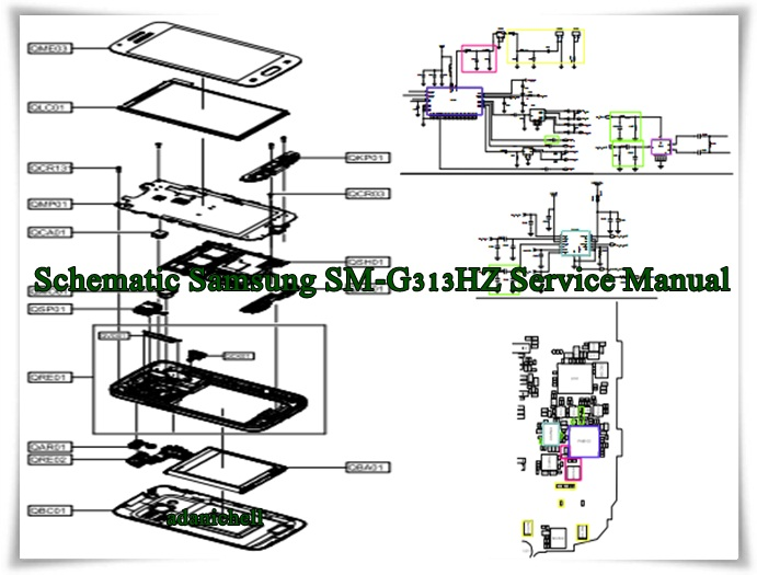 Vivo Y53 Schematic Diagram