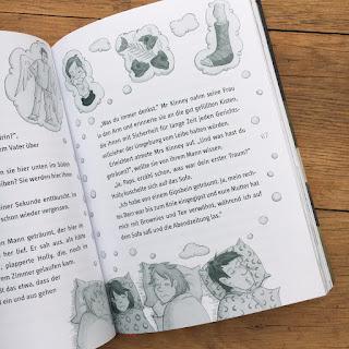 """Rezension Kinderbuchblog Familienbücherei: """"Die Waschanlage der Schutzengel"""" von Petra Steckelmann, illustriert von Mele Brink, erschienen im Verlag Edition Pastorplatz"""