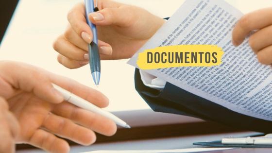 documentos para compra de casa