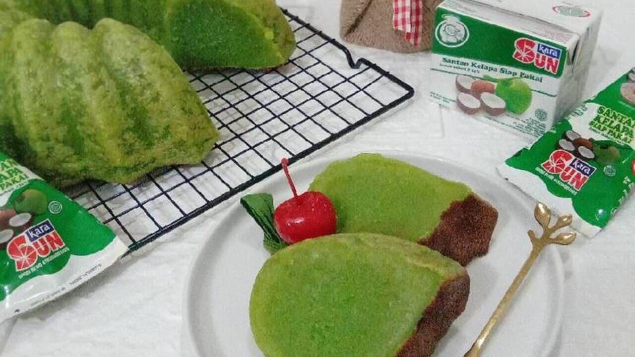 Resep mudah Membuat Kue Bolu Kojo Palembang
