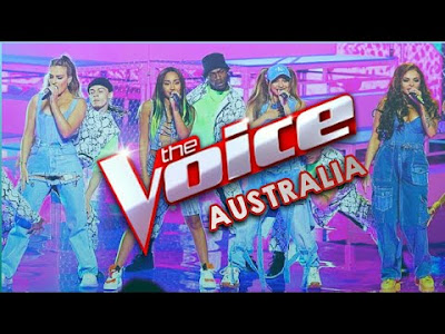 Little Mix Struts 'The Voice Australia' With A Smashing Stellar Performance Of Their Current Tune Single 'Bounce Back'!