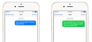 Google Mempersiapkan Pesaing iMessage, Meluncurkan Bulan Ini