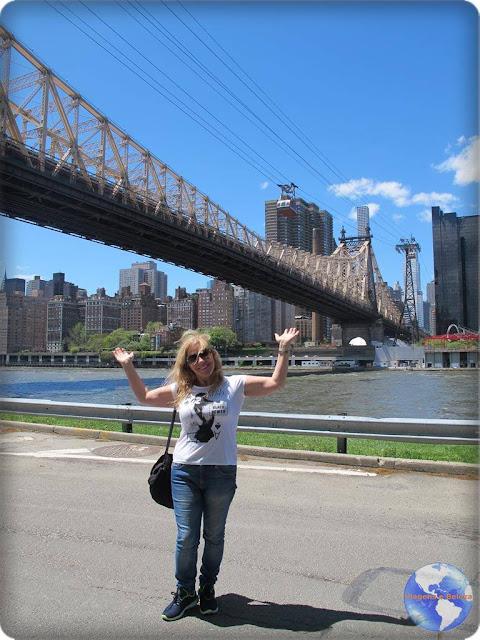 Rooslvet Island - Nova York - USA