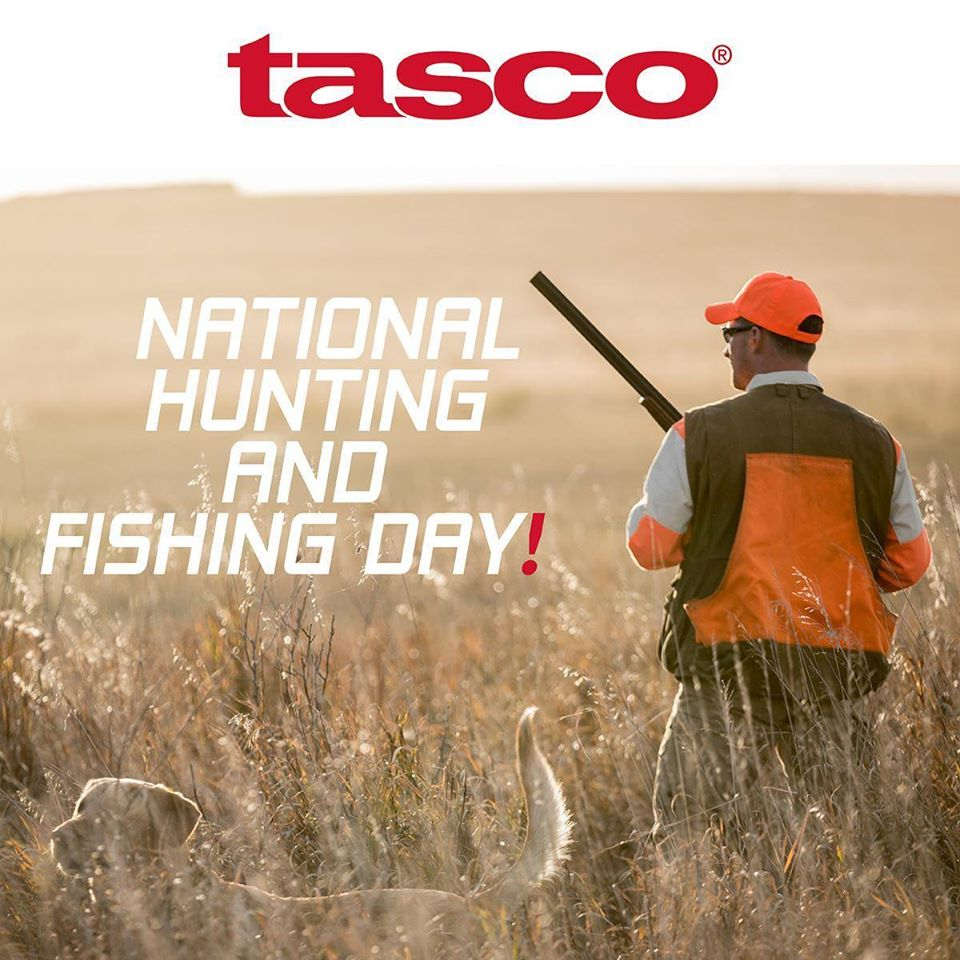 National Hunting and Fishing Day Wishes For Facebook