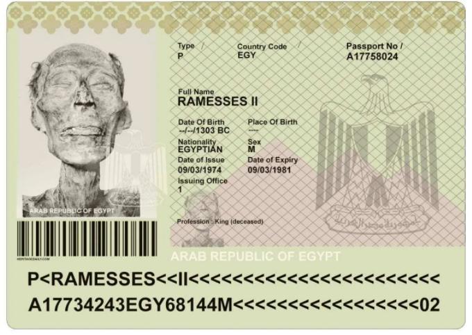 Pasport Firaun