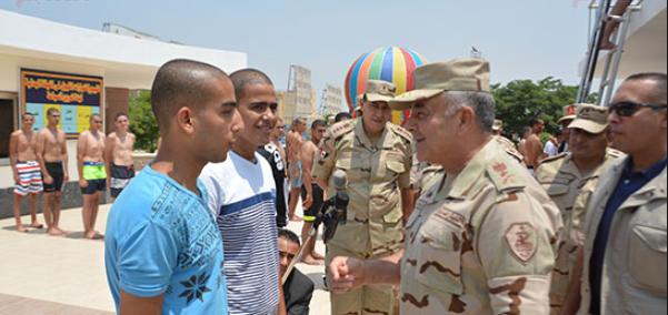 توجيهات عامة إلى راغبى التقديم و الإلتحاق بالكليات والمعاهد العسكرية
