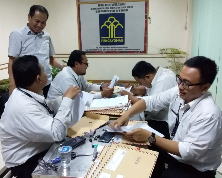 Pengumuman Hasil Seleksi Administrasi CPNS KEMENKUMHAM 2018