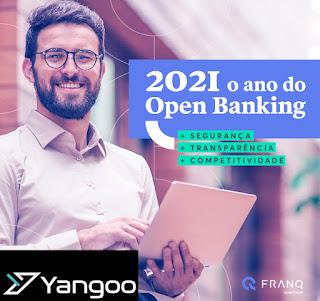 Franq Openbank, que aposta no Open Banking,  virou notícia - Recebeu um aporte de 20 Milhões de Reais da Capital Valor Group