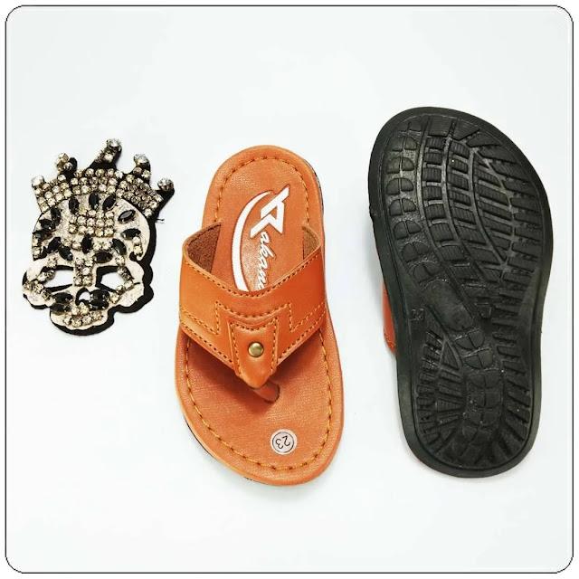 Produsen Sandal Kulit TERMURAH - Sandal Rakana Baby