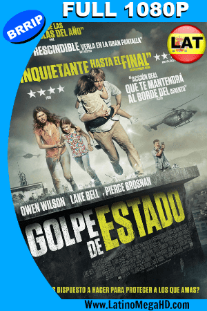 Golpe de Estado (2015) Latino Full HD 1080P (2015)