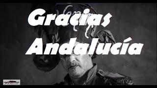 Andalucia se rindió a Juan Carlos Aragon Becerra (Cádiz, 26 de mayo de 1967, 17 de mayo de 2019)