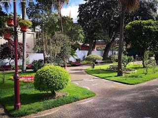 PORTUGAL / Jardim Duque da Terceira, Ilha Terceira, Açores, Portugal
