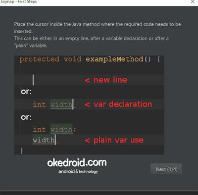 adalah ialah salah satu plugin di Android Studio  Tips Cara Menginstall & Menggunakan Plugin Exynap di Android Studio