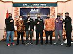 Lantik Pengurus Pusat JMSI, Bamsoet Ingatkan Bahaya Informasi Hoax Pandemi Covid-19