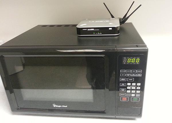 الأجهزة الإلكترونية التي تستخدم موجات الراديو