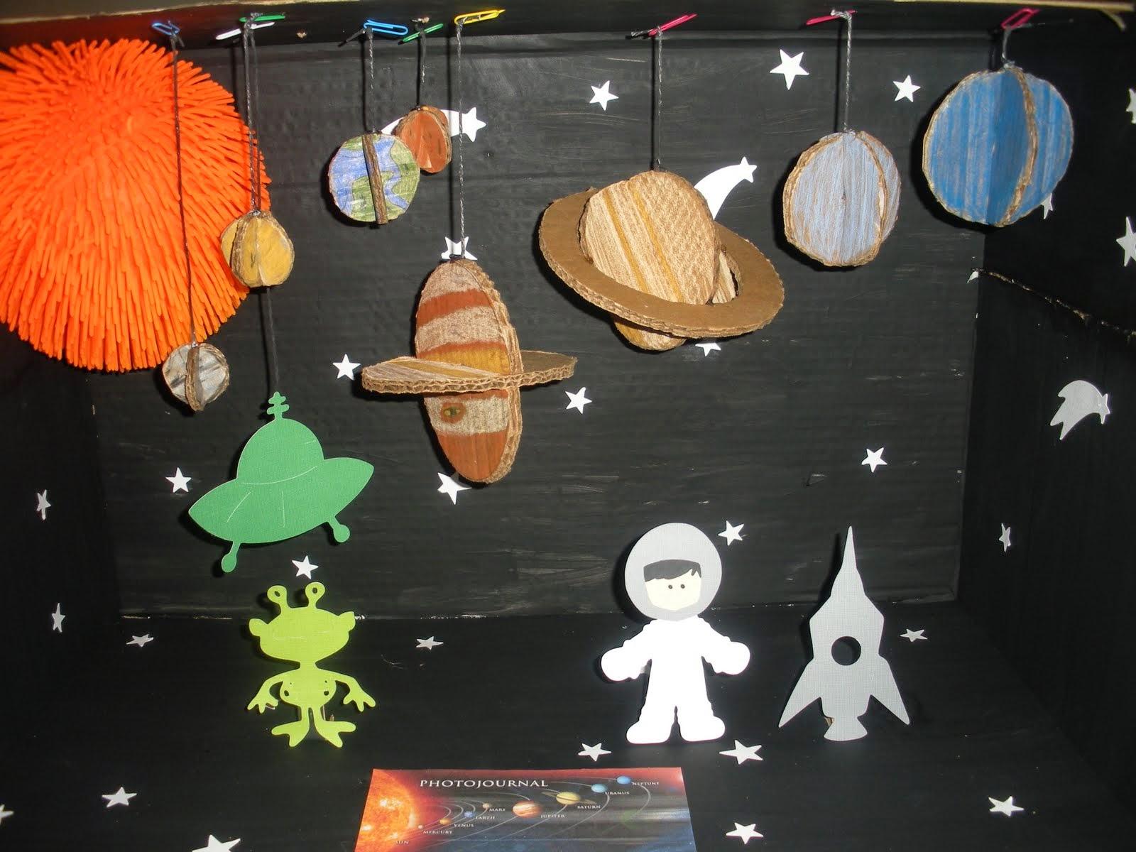 La Lechuza Dice Shhh: Solar System