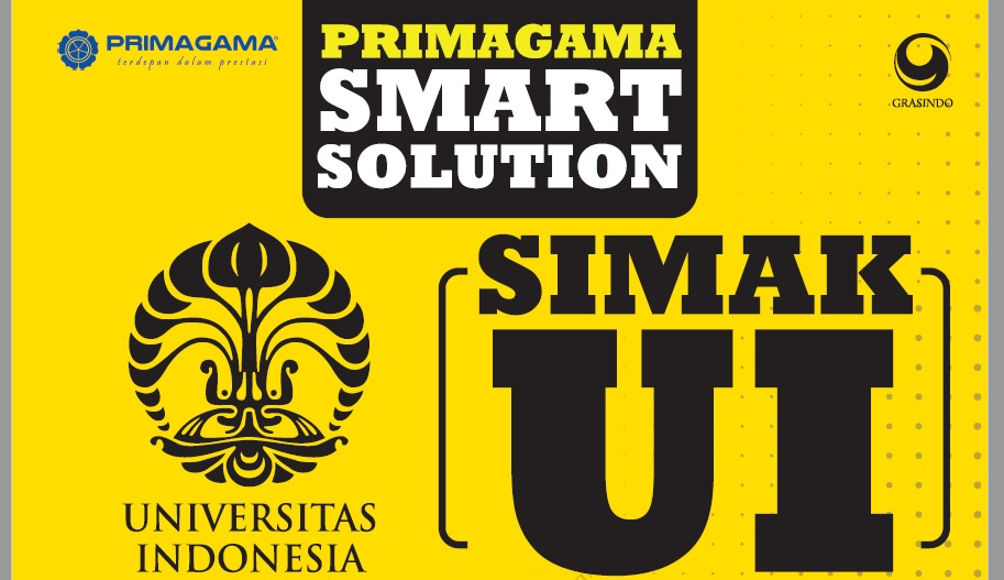 Primagama Smart Solution SIMAK Universitas Indonesia