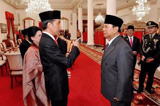 Jelang Pilpres 2019,Prabowo Mulai Turun Gunung