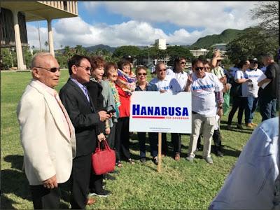 courtesy Hanabusa campaign