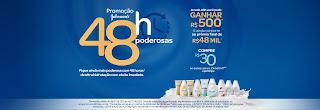 Promoção Johnson's® 48h Poderosas