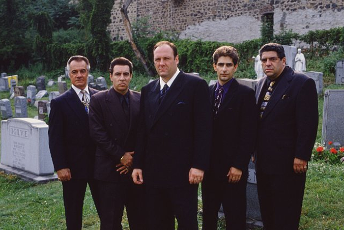 Sopranos Christopher Moltisanti Death Car Seat