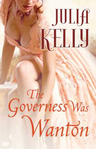 The Governess Was Wanton Cover