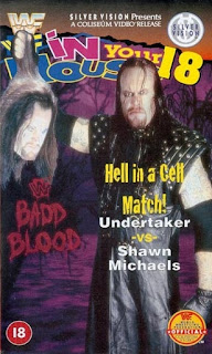 WWE / WWF - Badd Blood: In Your House 18 Review - Event poster