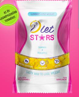 Diet Stars rendelés itt
