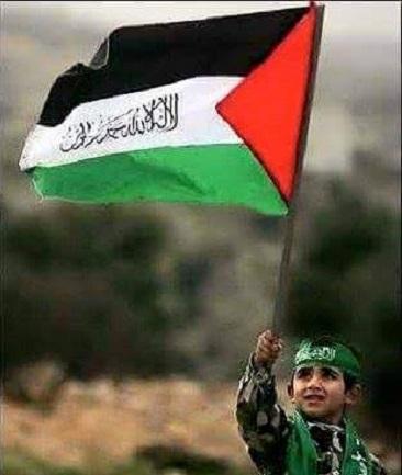 FDKM Kota Tangsel Serukan Jamaah Sholat Idul Fitri  1442 H, Gunakan Atribut Palestina