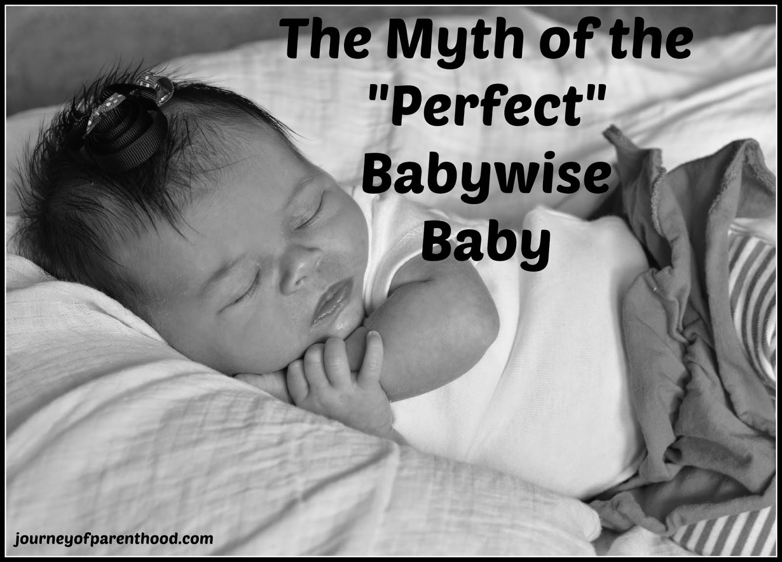 perfect babywise baby