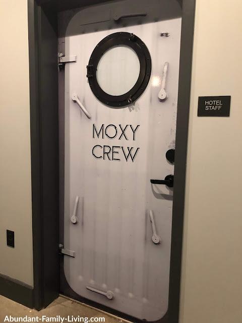 The Moxy Hotel
