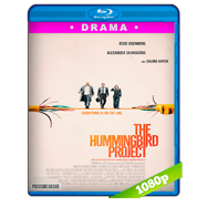 The Hummingbird Project (2018) BDRip 1080p Audio Dual Latino-Ingles