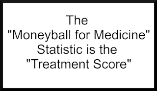 The Moneyball for Medicine Statistic