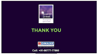 OMAXE BEACON STREET COMMERCIAL SCO'S/ SHOPS/ SHOWROOMS IN NEW CHANDIGARH