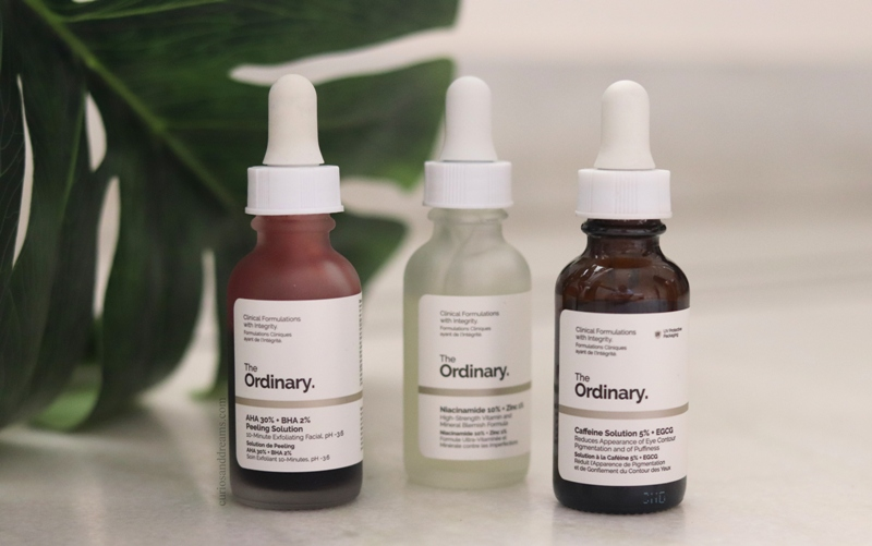 The Ordinary Skincare Review, The Ordinary Skincare Review india, The Ordinary Caffeine Solution 5% + EGCG review